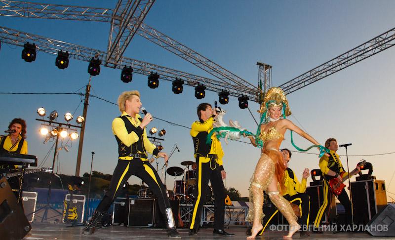 Открытие сезона 2010 на Тамани