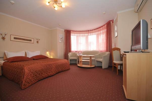 отели и гостиницы Екатеринбурга