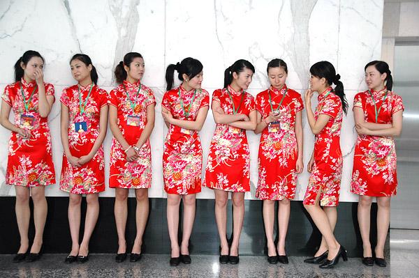 Девственница китайская фото