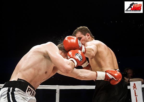 боксёр Дмитрий Пирог